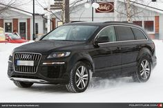 Here's the Audi While I shy away from German brands, it makes no sense to create a board about luxury cars and not include some of Europe's best-selling models. New Audi Q7, Audi Suv, Lexus Models, Crossover Cars, Suv 4x4, Volkswagen Group, Future Car, Car Pictures, Cars And Motorcycles