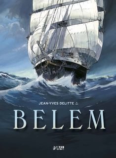 """Belem es uno de los barcos más emblemáticos de la marina francesa y, desde que fuera botado en los astilleros de Nantes en 1896, su casco ha cruzado los mares casi en incontables ocasiones. Sin embargo, Jean-Yves Delitte nos trae, a colación de la historia de este """"gigante del mar"""", 4 pasajes ambientados en los primeros veinte años del buque... (Yermo)."""