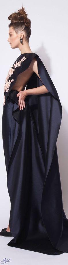 Fall 2016 Haute Couture - Azzi & Osta