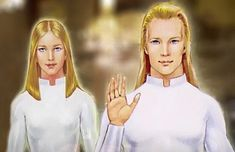 Natives of a solar system that existed where are now the Pleiades, the Nordic aliens look lik us, having mixed their DNA to our. Les Aliens, Aliens Movie, Aliens And Ufos, Ancient Aliens, Nordic Aliens, Alien Origin, Atlantis, The Pleiades, Alien Concept Art