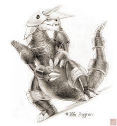 Drawings of Pokémon