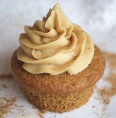 Maple Vegan Cupcakes and other vegan cupcakes recipes - https://MyNaturalFamily.com #vegan #cupcakes #recipe
