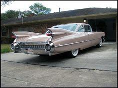 1959 Cadillac Coupe Deville  25,000 Miles #Mecum #Houston