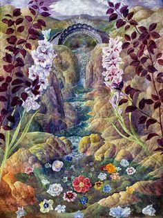 Rachel Clearfield, 1946 ~ Magical realism / Visionary painter | Tutt'Art@ | Pittura * Scultura * Poesia * Musica |