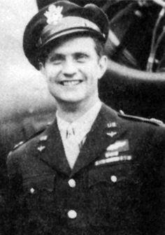 The Memphis Belle Crew: Pilot, Robert Morgan from Asheville, NC