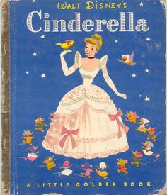 Cinderella Golden Book