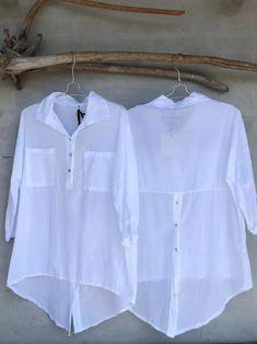 Casual Tops For Women, Blouses For Women, Women Tunic, Stylish Shirts, Casual Shirts, Shirt Blouses, Tunic Blouse, Blouse Outfit, Chiffon Blouses