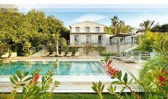 Großzügiges Stadtvilla mit herrlichem Blick fußläufig zum Ortskern / Côte d'Azur / #SaintTropez / Finest Real Estate/ Spain / Urlaubsimmobilien #Côte d'Azur