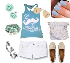 """Sin título #275"" by nicolle-castanos-hart on Polyvore"