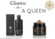 """Cleanse like a Queen with May Lindstrom: The Clean Dirt & The Honey Mud Review Living Pretty, Naturally   Today my post is for the natural beauties that live for luxury. It is for those that love the packaging, the efficacy and the rituals of products from the """"Crème de la Mer's"""" of the beauty world, but would like to do without the chemicals. When it comes to luxury and efficacy in skincare these days, no one seems to do it better than May Lindstrom. May and her products are..."""