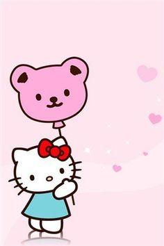 Hello Kitty (Sanrio) Hello Kitty Art 472a5d0d3dba