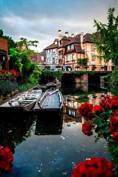 France (THE BEST TRAVEL PHOTOS) Colmar ~ First visit to France, we went here. Stayed on the canal. They call it Little Venice or something.Colmar ~ First visit to France, we went here. Stayed on the canal. They call it Little Venice or something. Places Around The World, Oh The Places You'll Go, Travel Around The World, Places To Travel, Places To Visit, Around The Worlds, Wonderful Places, Beautiful Places, Beautiful Streets