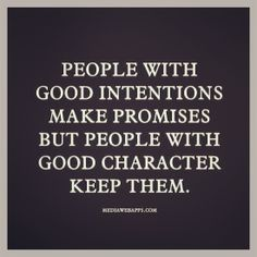 #character