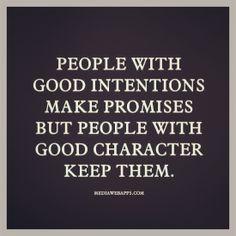 #character