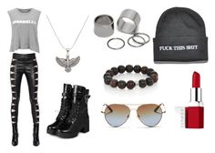 """""""Sem título #74"""" by lidyapeixoto on Polyvore featuring beleza, Wildfox, Yves Saint Laurent, Alex and Ani, yeswalker, Pieces, Nest, Matthew Williamson e Clinique"""