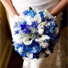 Will be incorporating the blue delphinium