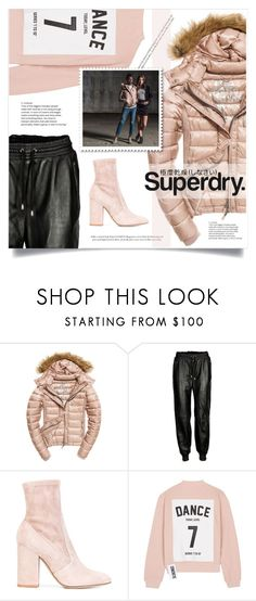 """""""The Cover Up – Jackets by Superdry: Contest Entry"""" by jecikilicica ❤ liked on Polyvore featuring Fuji, VIPARO, Valentino, Studio Concrete and Superdry"""