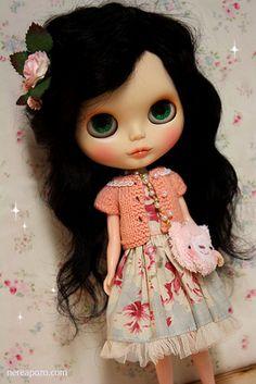 Dianne Custom Blythe doll | by Keera