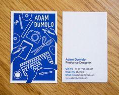 http://www.adamdumolo.com/ via www.thedesigninspiration.com