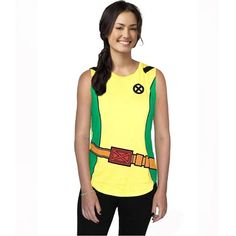 xmen women t shirt costume - Google Search