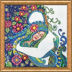 Design Works Counted Cross Stitch Kit- The Embrace -- Awesome products selected by Anna Churchill