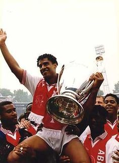 One of my alltime favourite players... Frank Rijkaard