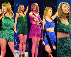 1989 world tour outfits and their alternatives.