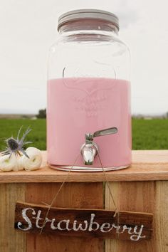Strawberry Milk #2013JuneDairyMonth #CelebrateDairy