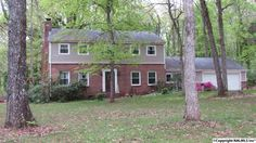 10106 Bluff Dr SE, Huntsville, AL 35803  has some interesting features.  Nice lot and back yard