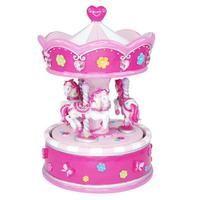 Pink Poppy Musical Carousel - Babyroad