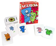 Gamewright : Uglydoll™ Card Game