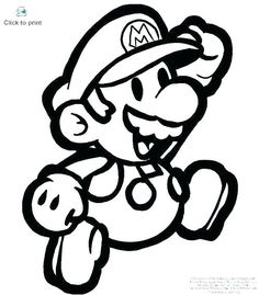 36 Best Super Mario Coloring Pages Images Super Mario Coloring