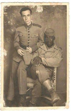 Soldados da Força Expedicionária Brasileira, Local: Teatro de Guerra da Itália, data desconhecida.
