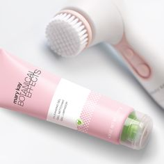 67a251f3684 Mary Kay's Botanical Effects Cleansing Gel and the Skinvigorate Cleansing  Brush are the perfect combination for