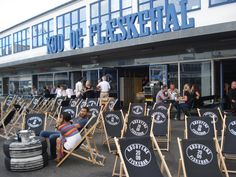 Check restaurants in meatpackers district @ Vesterbro Copenhagen > Kod Og Flaeskenhal