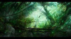 King Of The Treetops by GabrielWigren.deviantart.com on @DeviantArt