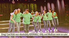 Omg! Cool Kids was absolubtly ADORABLE. Kitty and Madison were so cute!