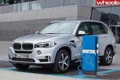 BMW X5 electric
