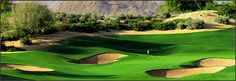 """Kierland is cool - especially with air conditioned golf carts in June.  What a pleasure it was playing here, but you will need to walk down in this bowl shaped course on at least 4 of the greens.  No carts down there as it will """"mess up the grass"""" in view of the Westin guests :)"""