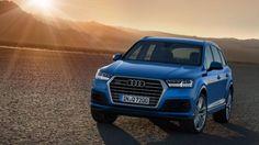 Audi Q7 Gets a 2.0-Liter Inline-Four Engine