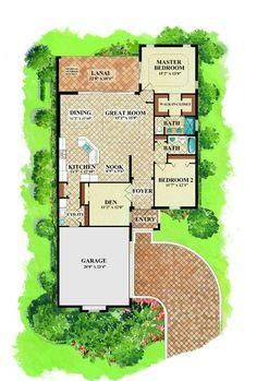 Nina floor plan
