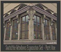 Mod The Sims - Socialite Expansion Set - Part One