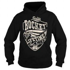 I Love Team ROCKEY Lifetime Member (Dragon) - Last Name, Surname T-Shirt Shirts & Tees