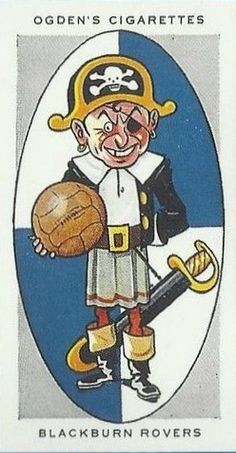 "1933 Ogden's issued a set of 50 cigarette cards called, ""A.F.C.NICKNAMES""."