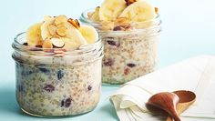 Go crazy for coconuts with this healthy dessert recipe loaded with coconut and chia!