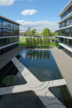 Kromhout Barracks in The Netherlands by Karres en Brands + Meyer en Van Schooten Architecten