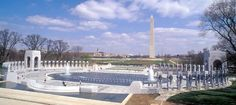 National World War II Memorial, National Mall, Washington D.C.