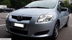 Proprietar, vand Toyota  Auris   (Second hand); Benzina; Euro 4 -   inmatriculata pe Romania - octombrie 2008 - Bucuresti, Pret 4600 EUR