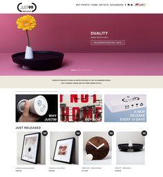 Comunicato Stampa: Nasce JUST99, l'innovativo e-commerce dedicato al Made in Italy con prodotti in edizioni esclusive di soli 99 pezzi
