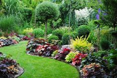 awesome 63 Beautiful Modern Japanese Garden Landscape Ideas #modernyardflowerbeds